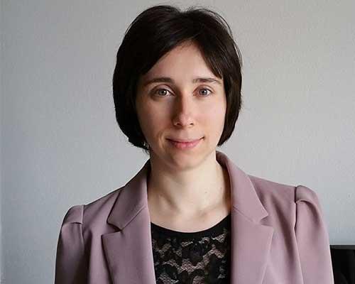 l'avvocato Elena Fiorentini