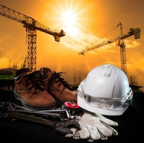attrezzatura per edilizia