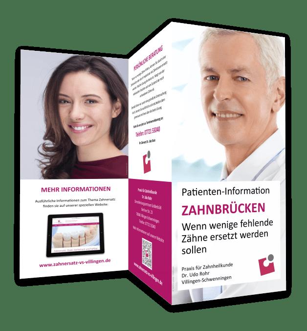 Zahnbrücken Villingen-Schwenningen: Information für Patienten