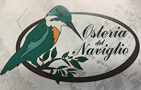 OSTERIA DEL NAVIGLIO - LOGO