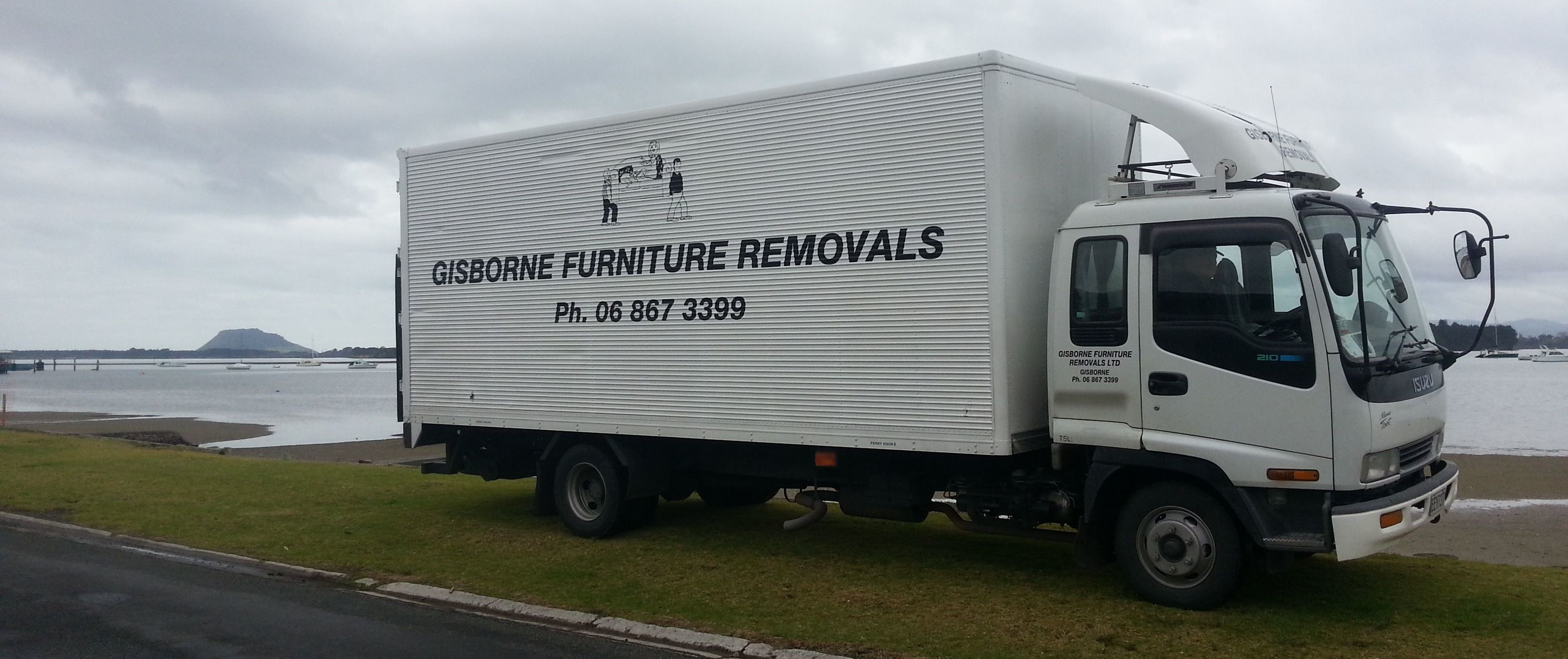 Gisborne Furniture Removals Removals New Zealand Custom Furniture Removals Exterior