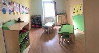 laboratori e spazi per giocare