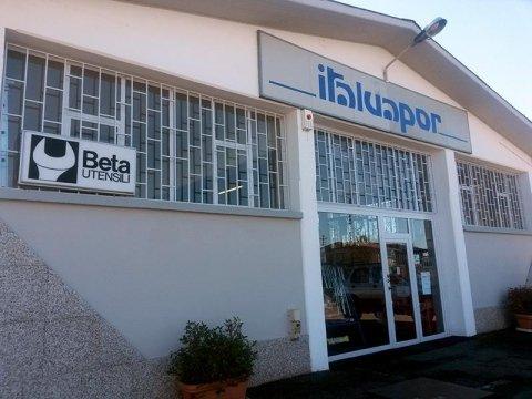 magazzino ferramenta ITALVAPOR