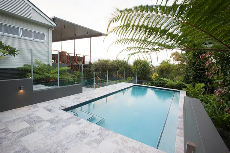 glass fenced pool moorooka