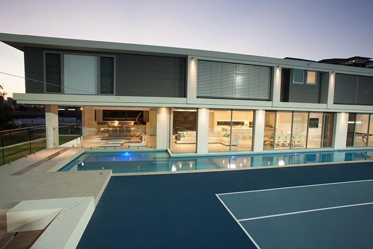 lap pool bowen hills