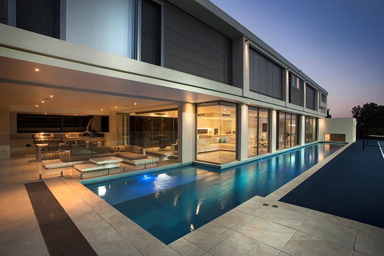 modern pool renovation bowen hills