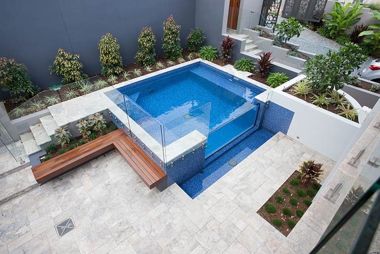 modern pool renovation carindale