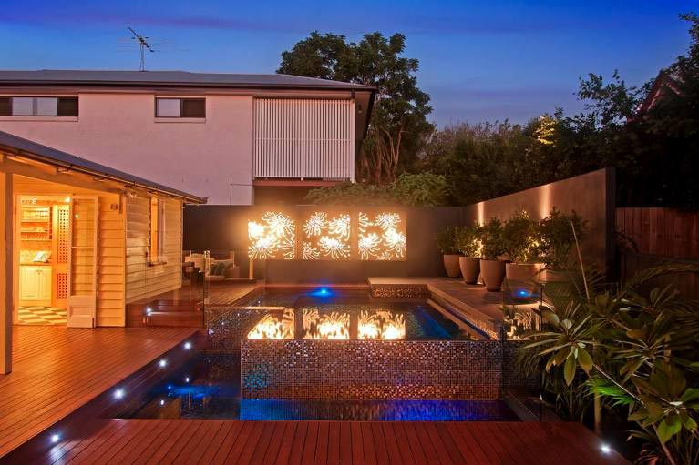 Water Features and Spas