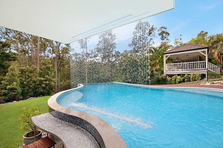 Come to Us for a Custom Designer Pools in Brisbane | Norfolk Pools