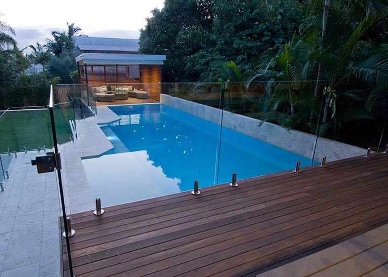 Family pools brisbane norfolk pools for 3d pool design brisbane