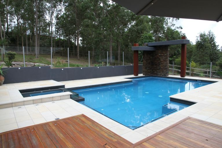 Self Cleaning Pools Brisbane Norfolk Pools