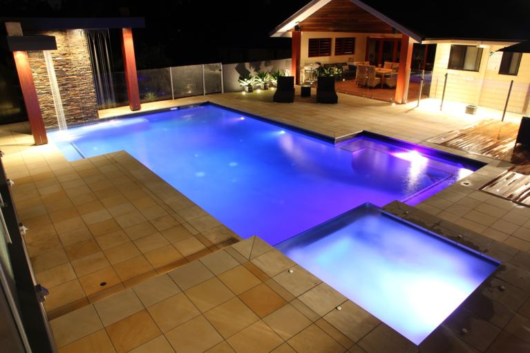 Self-Cleaning Pools | Brisbane | Norfolk Pools