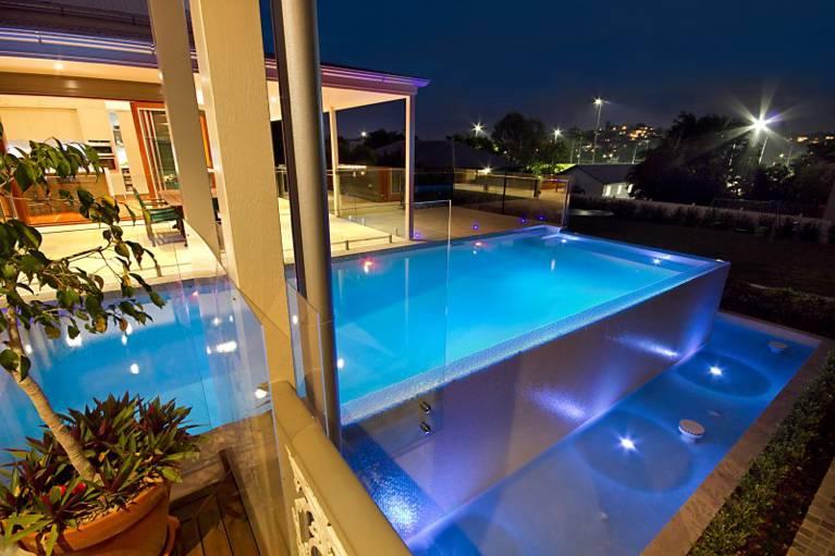 Self Cleaning Pools Brisbane Norfolk Pools