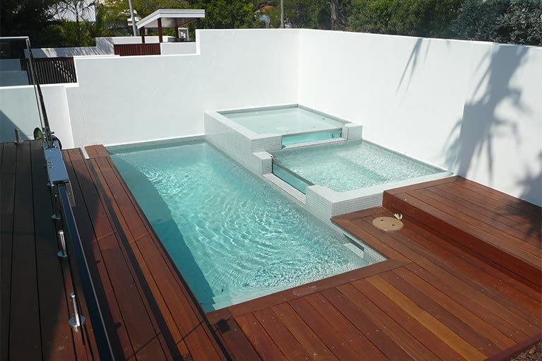Plunge Pools Brisbane Norfolk Pools
