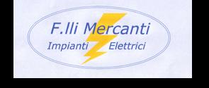 Fratelli Mercanti, impianti elettrici