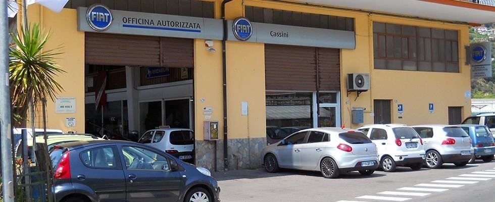 Manutenzione e riparazione autovetture