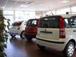 Vendita auto nuove e d'occasione