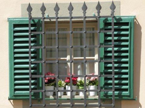 inferriata di sicurezza per finestra
