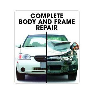 Complete body and frame repair