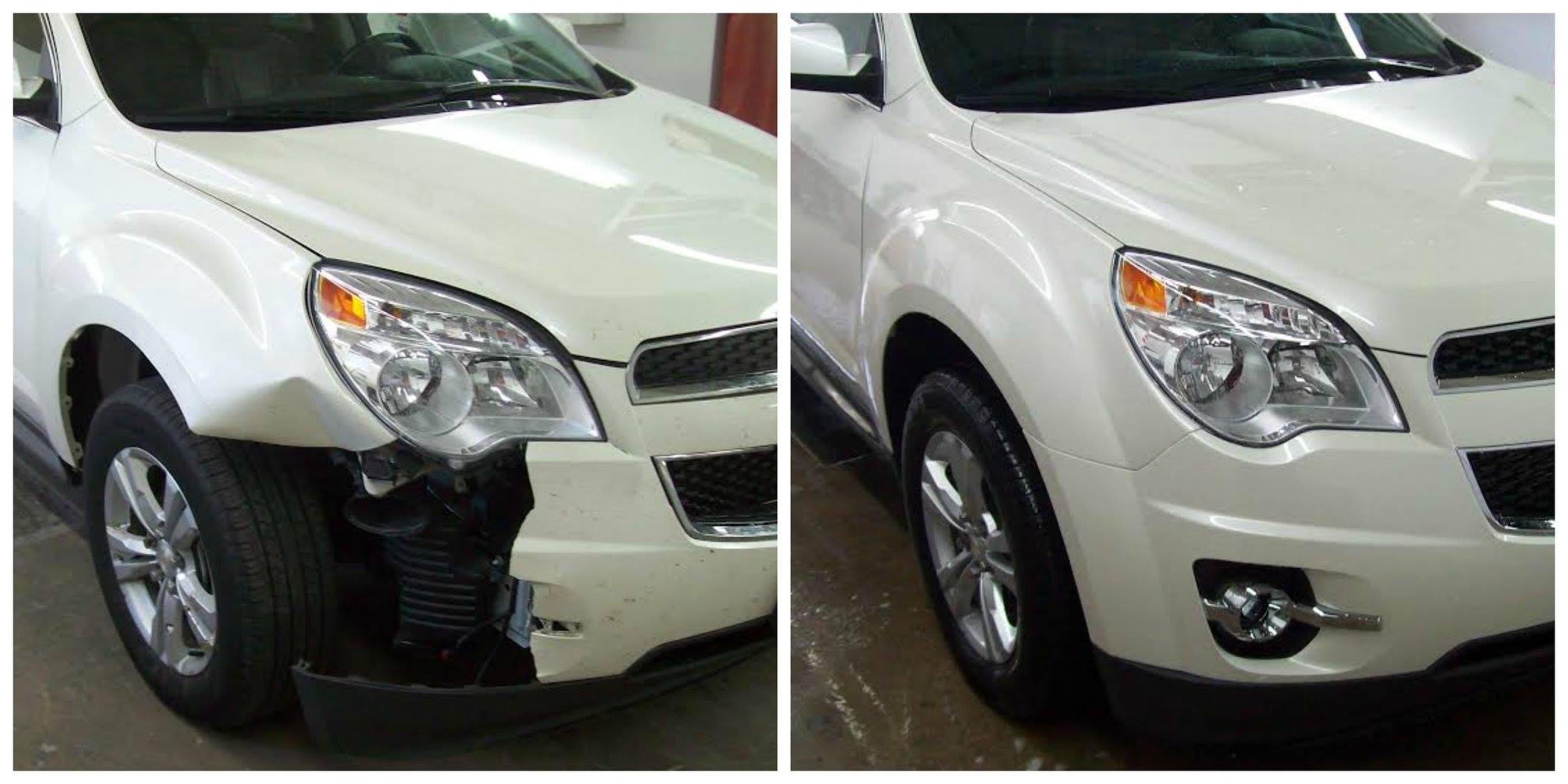 Auto body services in Buffalo