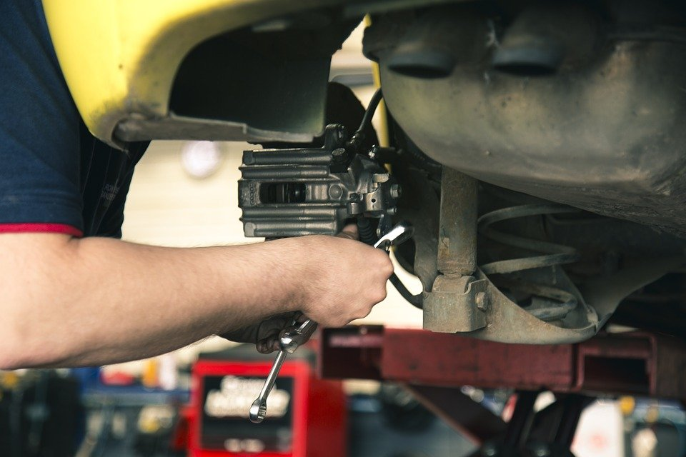 Car body worker in Buffalo