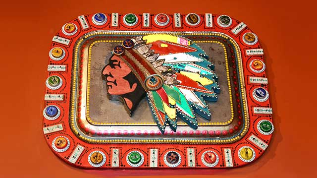 buy native american wall art at our reservation shop