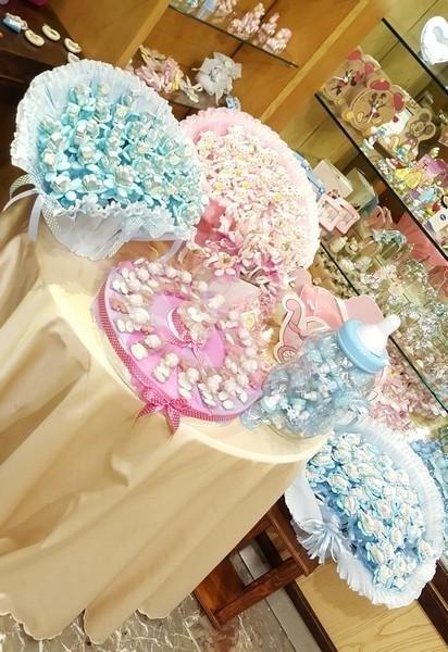 confezioni bouquet 40 pz