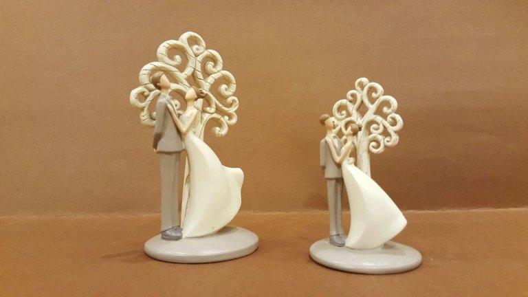Coppia sposi albero della vita