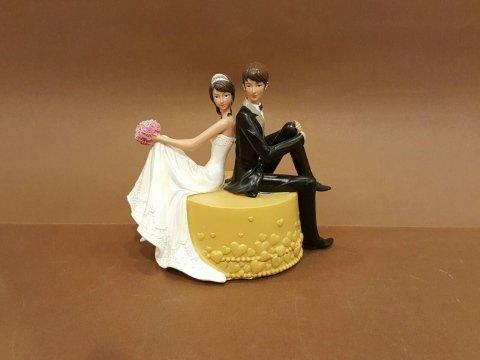Torta cake topper