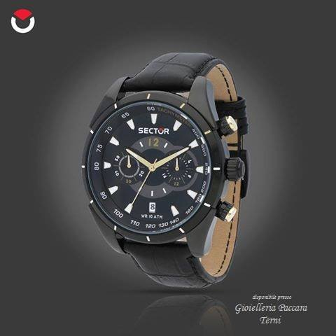 orologio sector