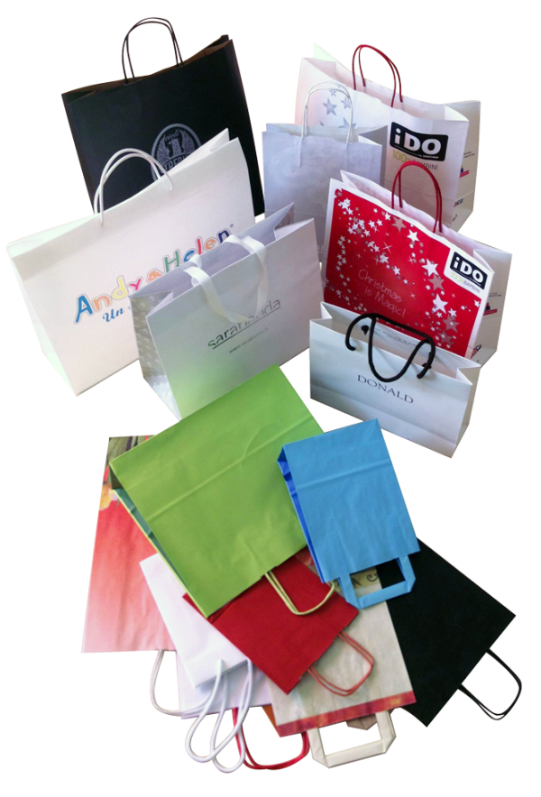 Shopper e packaging