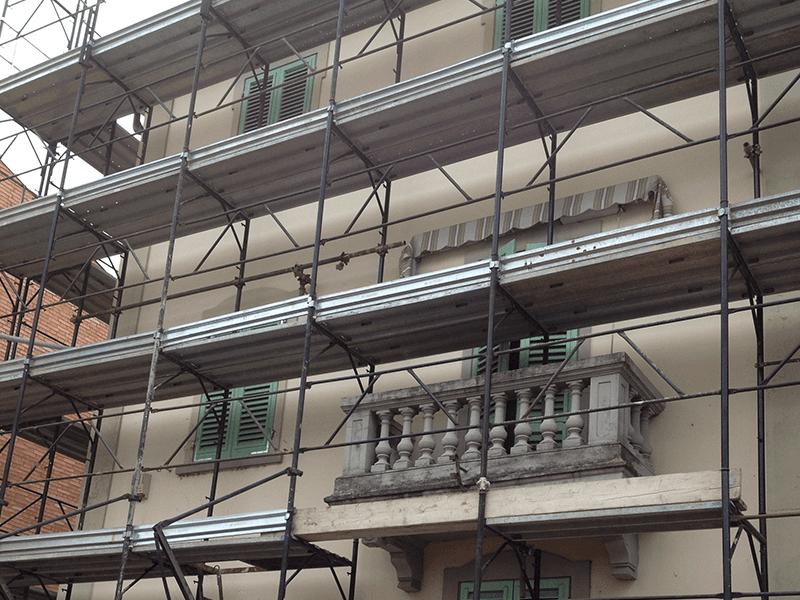 rifacimento e restauro conservativo