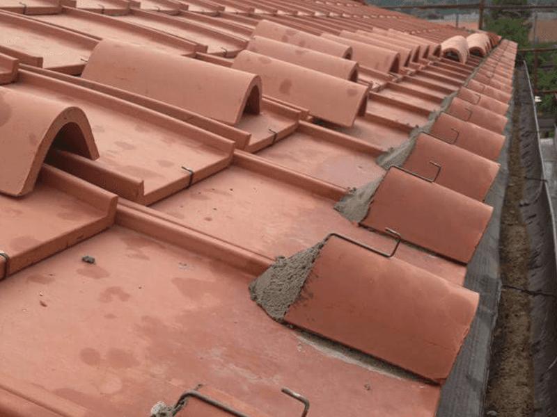 tetti e coperture