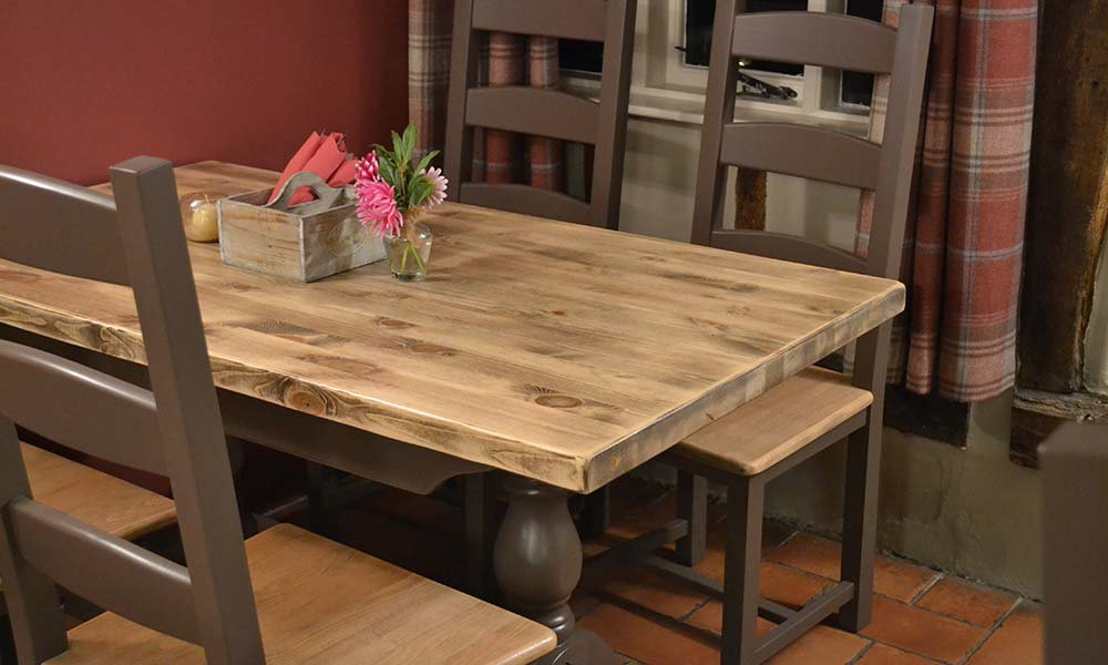 Cambridge Farmhouse Furniture Handmade Table Manufacturers