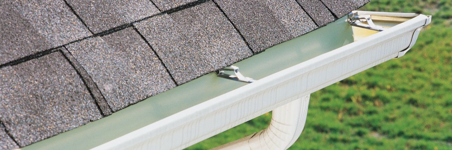 a seamless gutter installation in Richmond Hill, GA