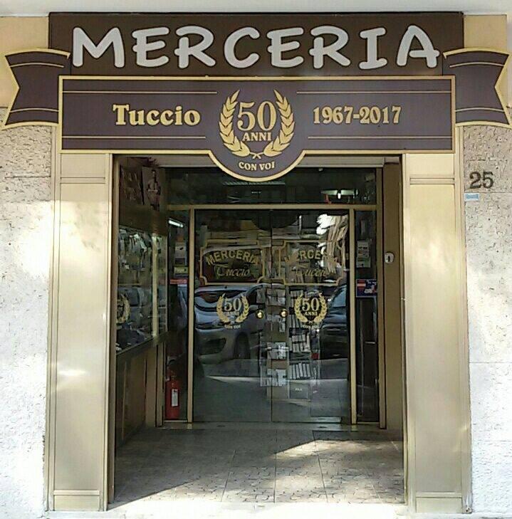 merceria Tuccio a Roma
