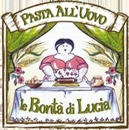 PASTA ALL'UOVO LE BONTÀ DI LUCIA - LOGO