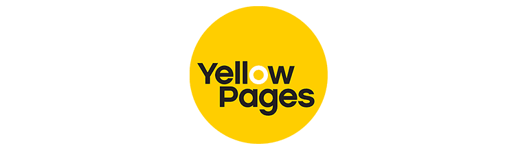 brilliance painting services yellow pages logo