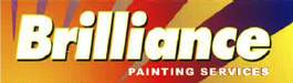 brilliance painting services logo