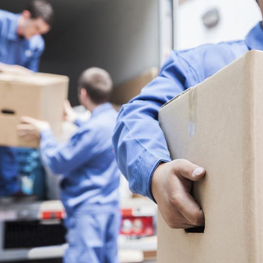 Moving Companies Spring, TX