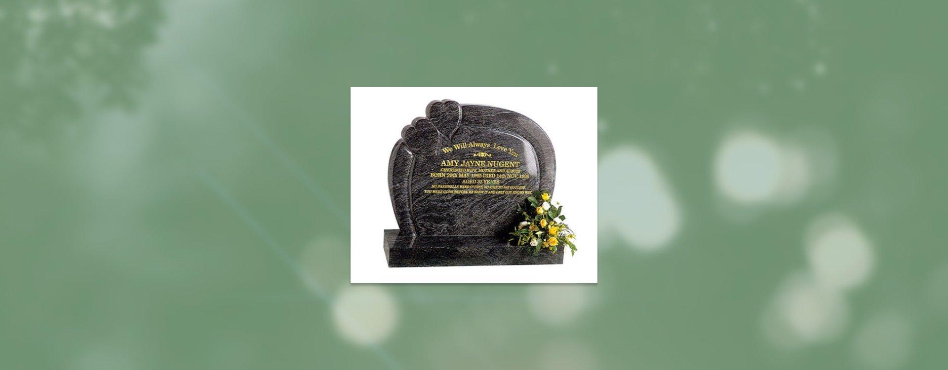 tomb stone design