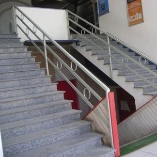 Particolare vano scale