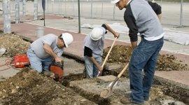 costruzioni edili, scavi terreno, lavorazioni edilizie