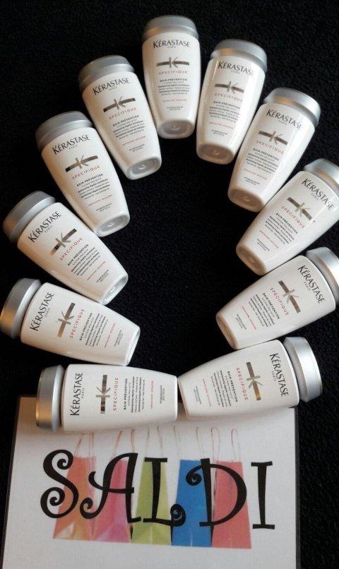 Shampoo preventivo anticaduta Kèrastase solo 10 €