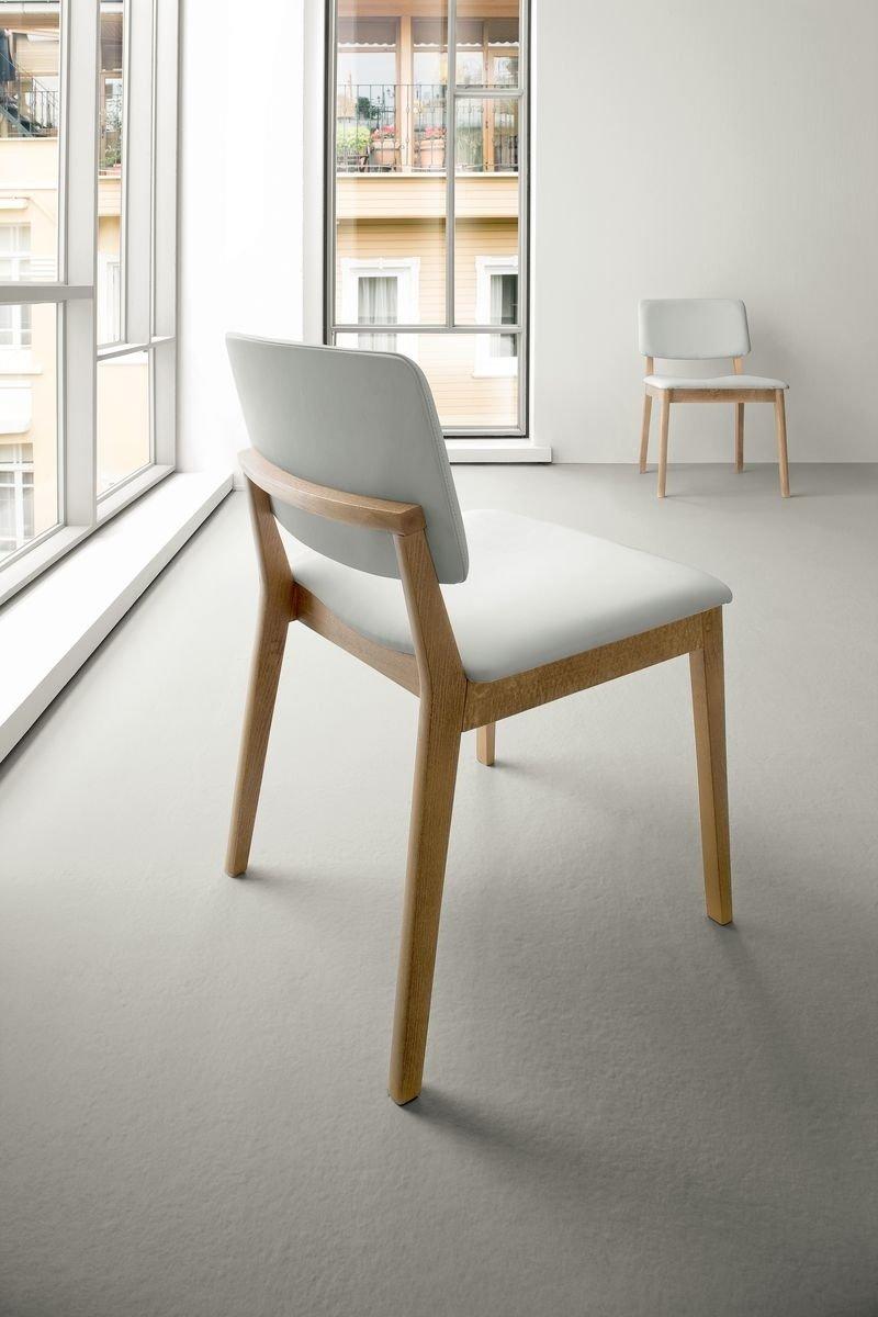Tavoli e sedie como marelli carlo for Sedie acciaio e legno