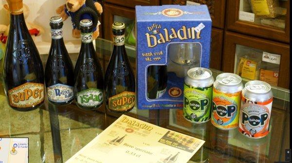birre di diverse marche