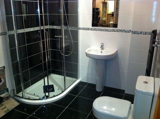 new wetroom installation