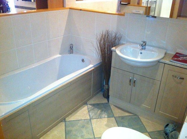 bespoke bathroom fittings