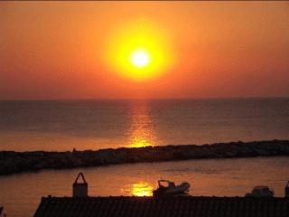 tramonto di peschici