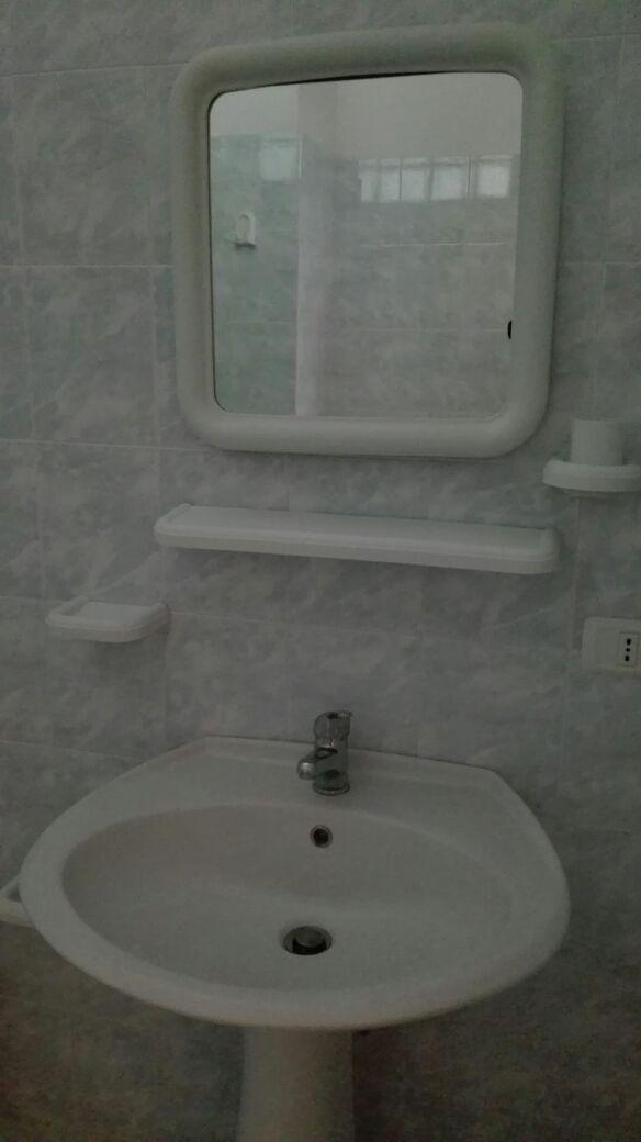 bagno privato appartamenti carusel peschici